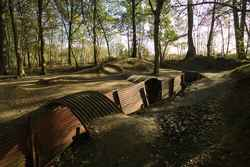 Sanctuary Wood -Ypres